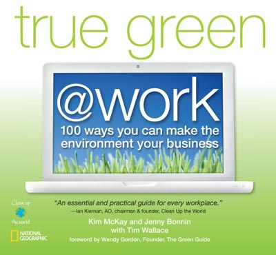 TrueGreenatWork